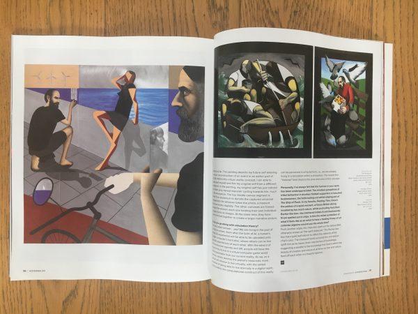 ADAM NEATE | Juxtapoz magazine | wallkandy |elms lesters