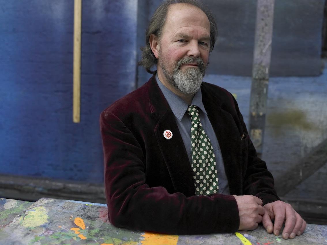 photo of paul jones curator at elms lesters by uli weber